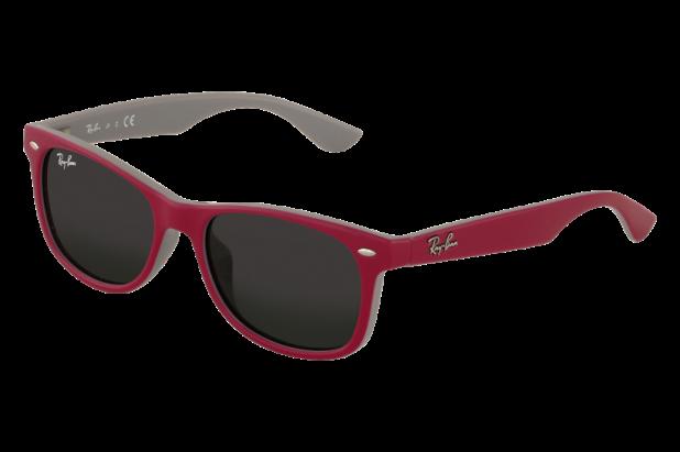 lunettes-de-soleil-ray-ban-rj9052s-17787-rose-gris-profil